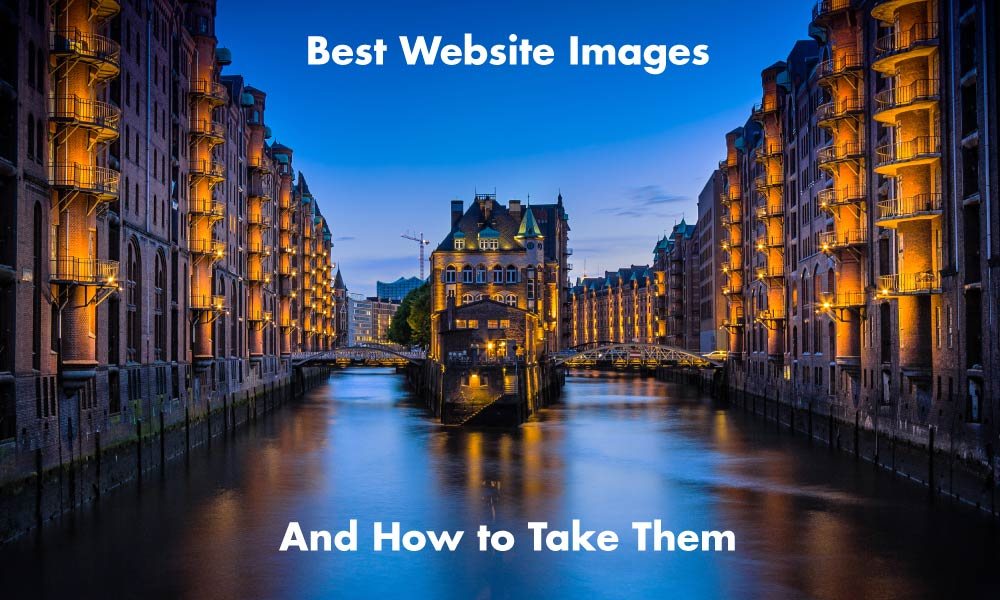 Best Website Images and How to Take Them