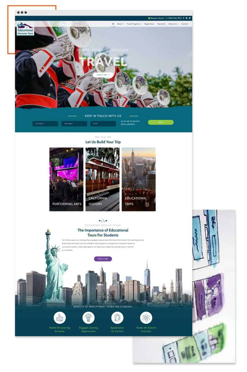 website design, reno web design