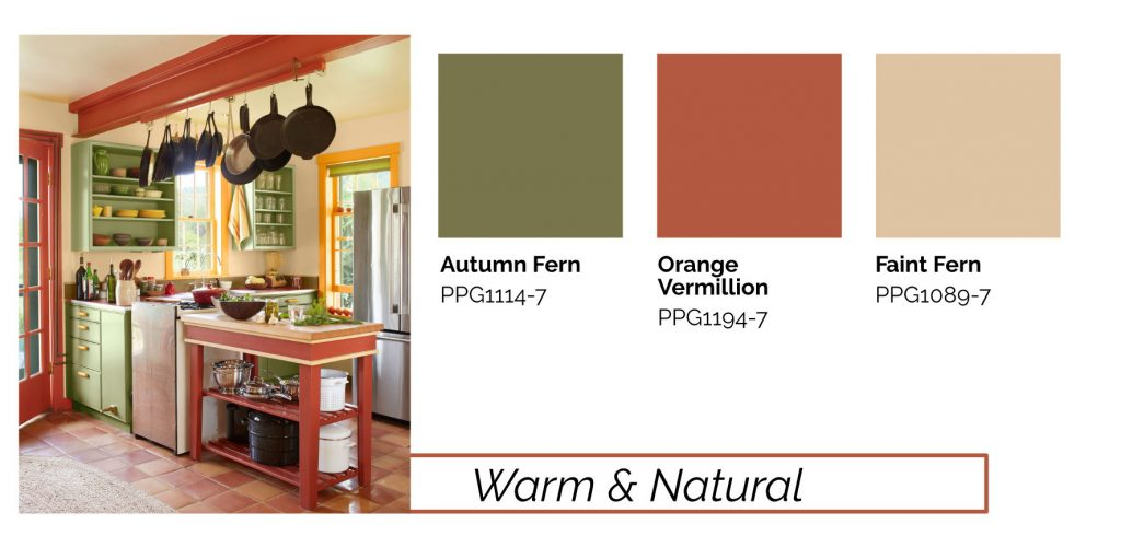 fall colors house paint combo home improvement natural