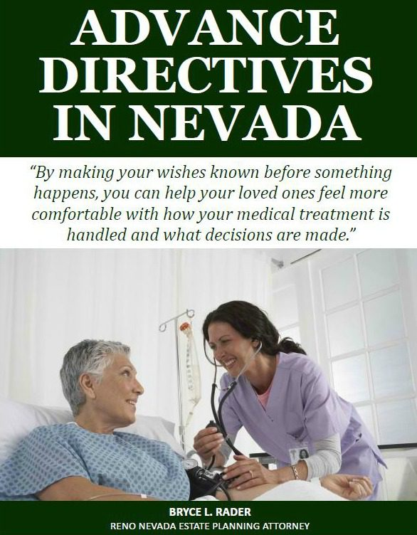 AdvanceDirectives in Nevada