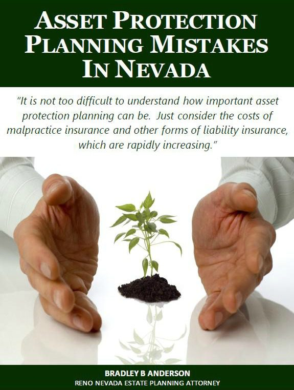 Asset Protection Planning Mistakes in Nevada