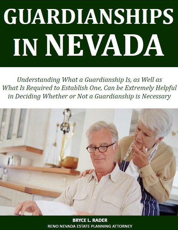Guardianships in Nevada