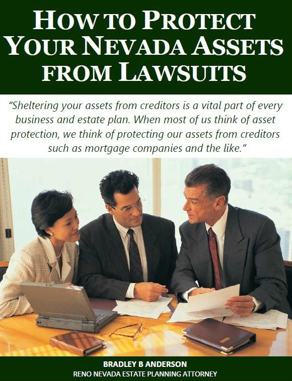 How To Protect Your Nevada Assets From Lawsuits