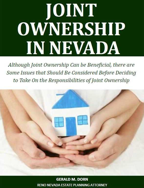 Joint Ownership in Nevada
