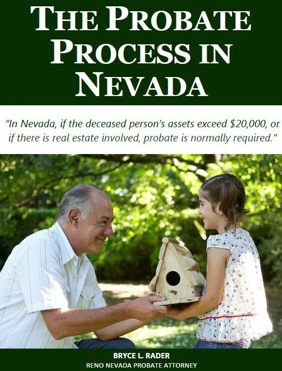 The Probate Process in Nevada