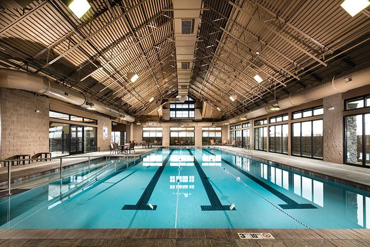 Commercial Indoor Swimming Pool