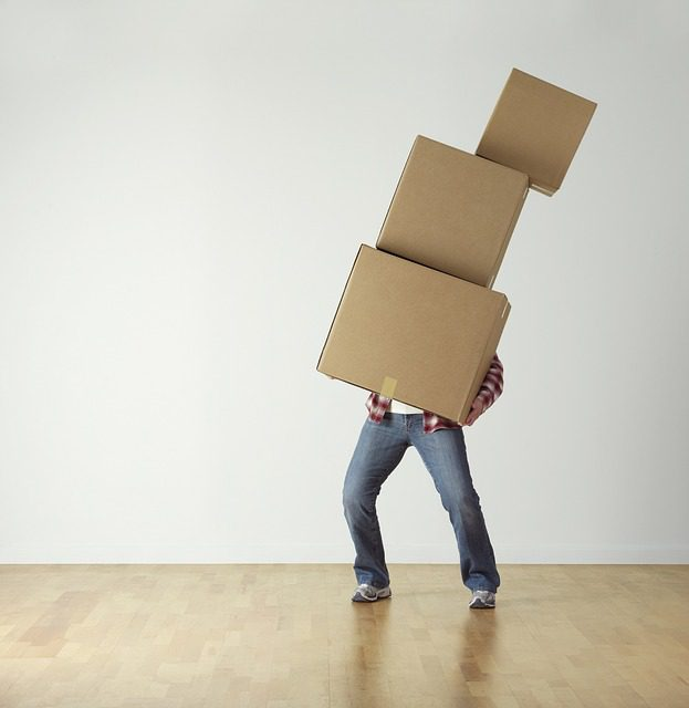 moving boxes, moving tips