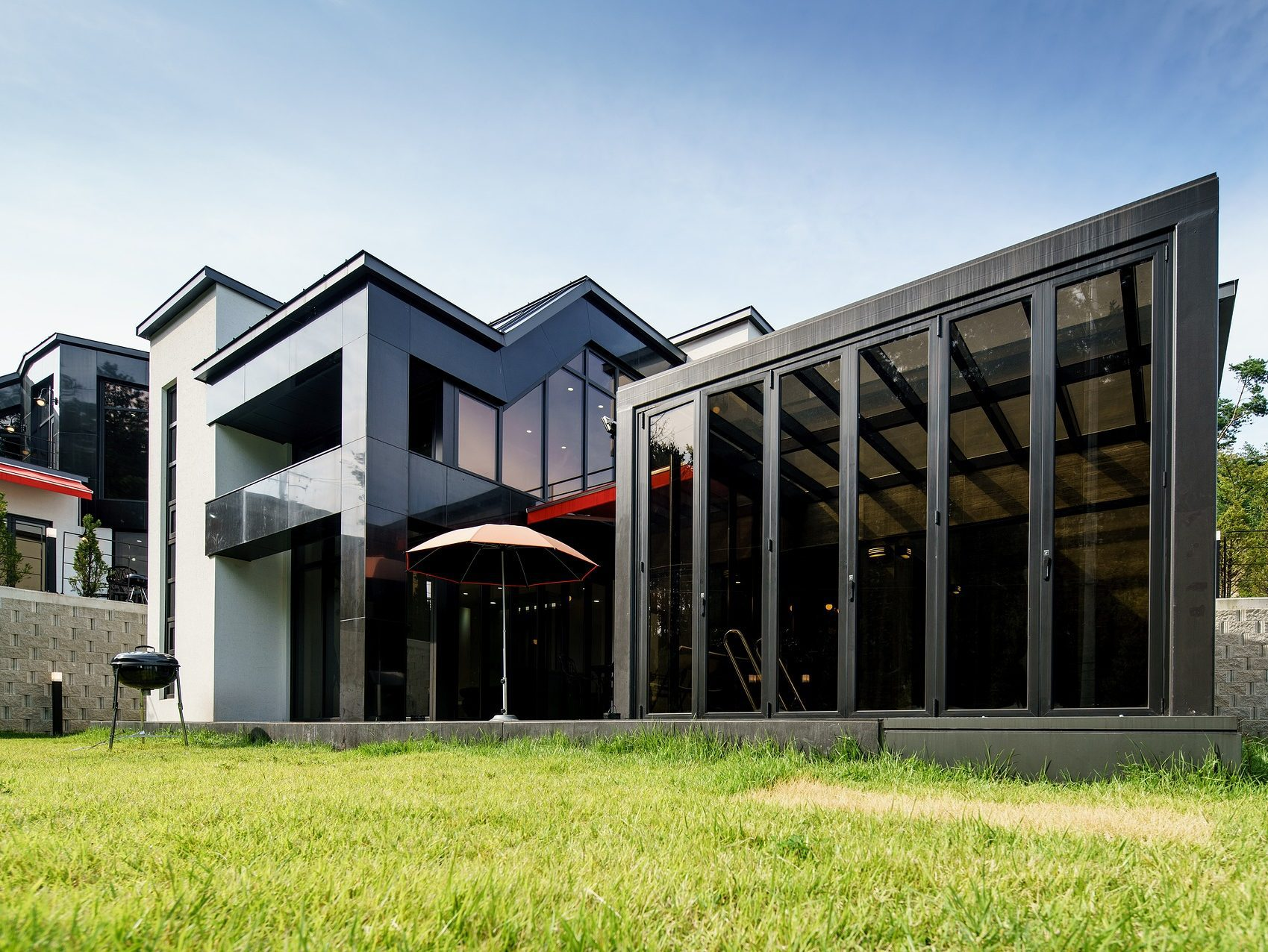 residential curtain wall systems