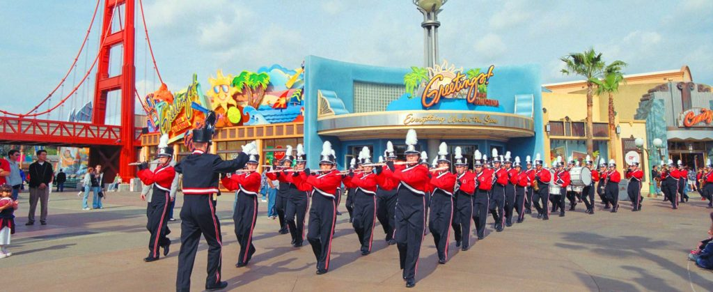 Marching Band Educational Performance Tours