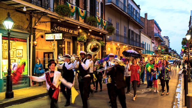 Educational performance tours new orleans