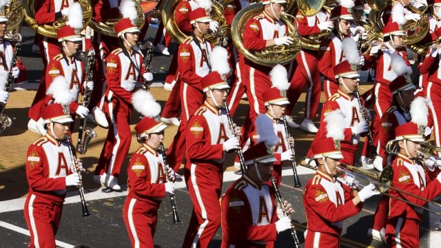 Marching Band Trips