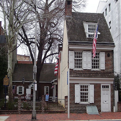 Home of Betsy Ross