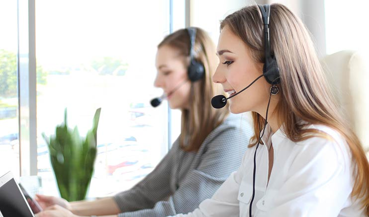 front office staff reno, call answering service