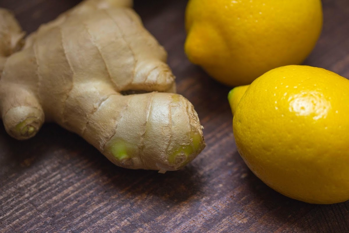 ginger root wholesale
